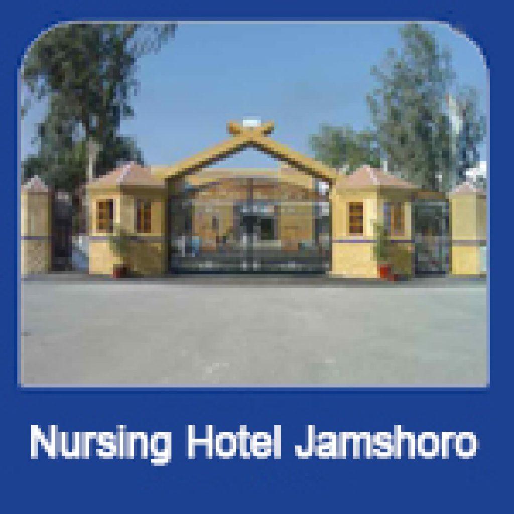nursing hotel jamshoro